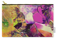 Flowers Of The Cosmic Sea Carry-all Pouch