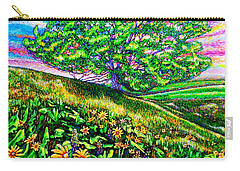 Flowers.tree Carry-all Pouch