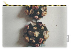 Flowery Teapot Carry-all Pouch
