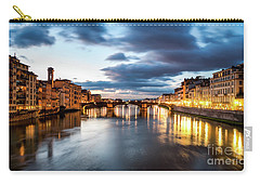 Flowing Carry-all Pouch by Giuseppe Torre