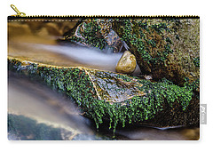 Flowing Carry-all Pouch by Martina Fagan