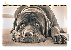 Floyd Carry-all Pouch by Racheal Christian