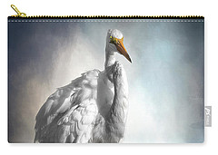 Fluffed And Plumped Carry-all Pouch