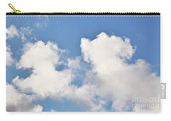 Fluffy Lamb Cloud Carry-all Pouch