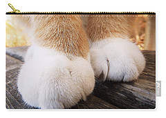 Fluffy Paws Carry-all Pouch
