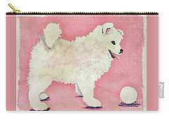 Fluffy Pup Carry-all Pouch