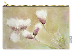 Fluffy Thistle Carry-all Pouch