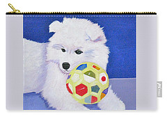Fluffy's Portrait Carry-all Pouch