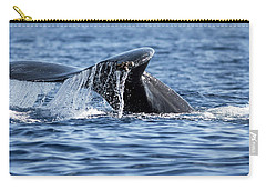 Fluke With Barnacles Carry-all Pouch