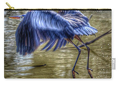 Carry-all Pouch featuring the photograph Fly Away by Sumoflam Photography