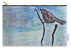 Fly, Fly Away Carry-all Pouch