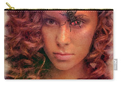 Fly In My Eye Carry-all Pouch