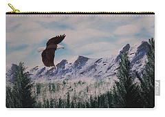 Fly Like An Eagle Carry-all Pouch