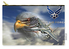 Fly Like The Eagle Carry-all Pouch