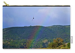 Fly Over The Rainbow Carry-all Pouch