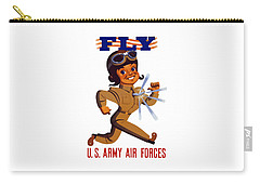 Fly - Us Army Air Forces Carry-all Pouch