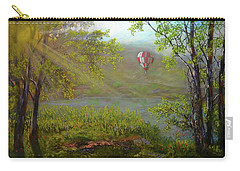 Flying Away Carry-all Pouch