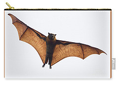 Flying Bat Carry-all Pouch