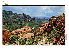 Flying Buttress 04-097 Carry-all Pouch by Scott McAllister
