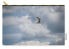 Flying By God Carry-all Pouch by Ray Congrove