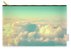 Carry-all Pouch featuring the photograph Flying by Delphimages Photo Creations