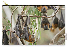 Flying Fox Colony Carry-all Pouch