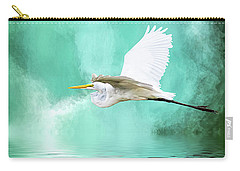 Flying High Carry-all Pouch by Cyndy Doty