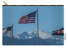 America The Beautiful Carry-all Pouch