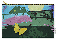 Flying Home Carry-all Pouch by John Lautermilch