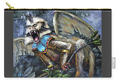 Flying Monkey Carry-all Pouch