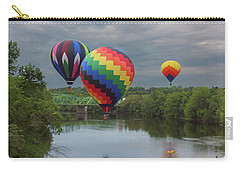 Flying Over The Androscoggin Carry-all Pouch