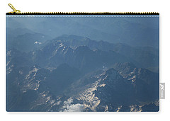 Flying Over The Mountains Carry-all Pouch
