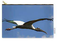 Flying Stork-no Baby Carry-all Pouch