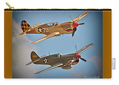 Flying Tigers Two Carry-all Pouch