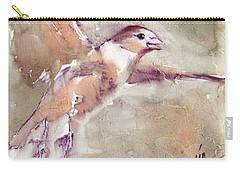 Flying Carry-all Pouch by Vali Irina Ciobanu