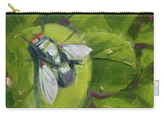 Fly's World Carry-all Pouch by Mary Hubley