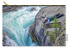 Carry-all Pouch featuring the photograph Focused by Ronald Santini