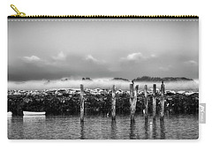 Fog Beyond The Breakwater Carry-all Pouch