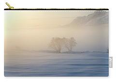 Fog In Lofoten 3 Carry-all Pouch