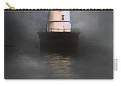 Fog On Hooper Island Carry-all Pouch