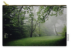 Fog On The Green Carry-all Pouch