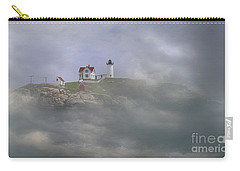 Fog On The Nubble Carry-all Pouch
