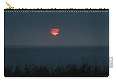 Fog Shrouded Sunrise Delray Beach Florida Carry-all Pouch