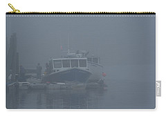 Fogged In At Owls Head Carry-all Pouch