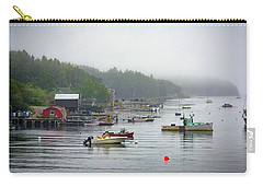 Foggy Afternoon In Mackerel Cove  Carry-all Pouch
