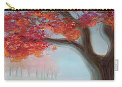 Foggy Autumn Carry-all Pouch