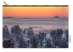 Foggy Dawn Carry-all Pouch