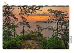 Foggy Dawn. Carry-all Pouch