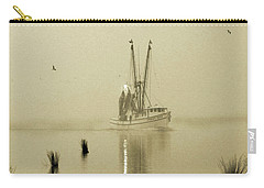 Foggy Evening Catch Carry-all Pouch