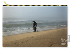 Foggy Fisherman Carry-all Pouch